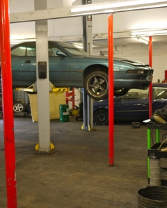 Vehicle servicing from DeLisle, Berkhamsted