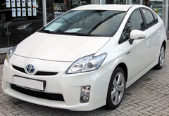 The Toyota Prius Photo by : Wikimedia User S 400 Hybrid